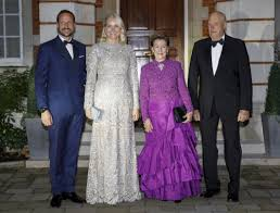 Celebrated Prince Charles - The Royal House of Norway