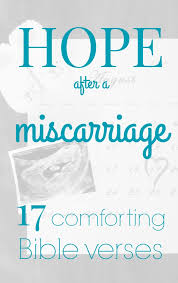 laura s plans hope after a miscarriage comforting bible verses