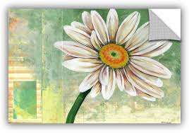 Winston Porter Daisy Wall Decal Wayfair
