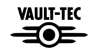 Fallout Video Game Inspired Vault Tec Vinyl Decal For Car Home Lapto Ftw Custom Vinyl