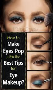tips for eye makeup