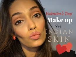 natural makeup for indian skin
