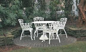 cast iron patio furniture kijiji