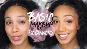 basic daily makeup for beginners tips