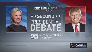 presidential debate airing on Channel ...