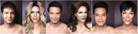 filipino makeup artist transforms into