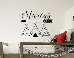 Tree Ga66 Forest Decals Deer Wall Decal Woodland Wall Decals Nursery Decals