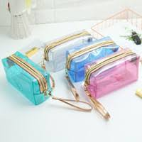 clear makeup bags whole canada