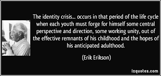 erik erikson quotes on identity quotesgram