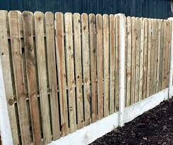 Picket Fencing Panels The Garden Gate