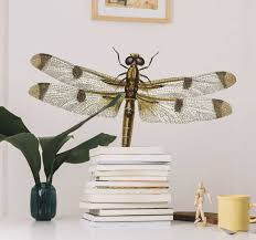 Dragonfly Insect Wall Sticker Tenstickers