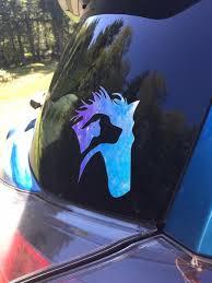 Horse Dog Cat Car Decal 5 X 4 Etsy