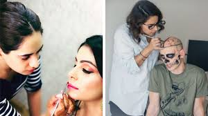 freelance makeup artist in india