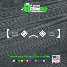 Porter Robinson Logo Edm Window Decal Sticker Custom Sticker Shop