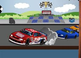 Race Track Speedway Mural Decals Great Boys Room Mural Idea