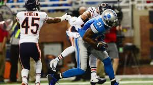 Bears rookie safety Brock Vereen has a lot to work on - Los Angeles Times