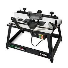 Trend Crt Mk3 240 Volt Craftsman Router Table Available Online Caulfield Industrial