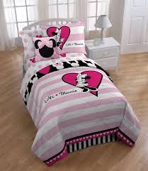 fascinating disney minnie bedding