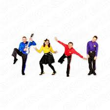 The Wiggles Dance Character T Shirt Iron On Transfer Decal Ctw1 Your One Stop Iron On Transfer Decal Super Shop Eironons Com
