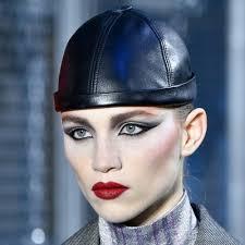 paris fashion week fall 2019 beauty