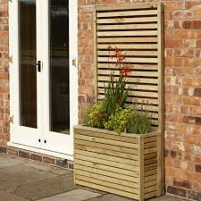 freeport park olivia wooden planter box