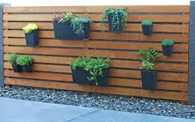 modern diy living plant wall