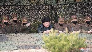الصورة تتكلم زعيم كوريا الشمالية يتحدى فيروس كورونا الصباح
