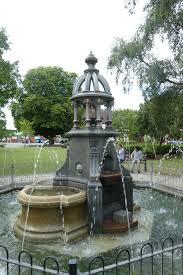 Ada Lewis Memorial Fountain, Bridge Gardens - a photo on Flickriver
