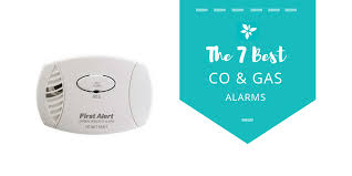 carbon monoxide and gas alarms in 2019