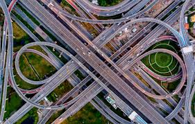 traffic highway vehicles