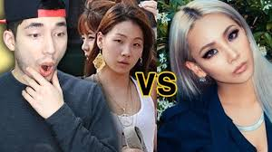 kpop female idols without makeup you