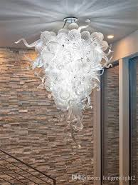 clear crystal hanging ball chandelier