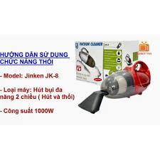 Máy hút bụi 2 chiều mini Vacuum Cleaner JK-8 vô cùng tiện dụng (Hàng chuẩn)