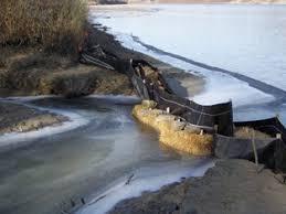 Stormwater Outfall Rehabilitation Vegetated Riprap City Of Edmonton