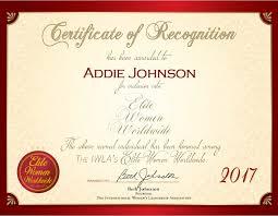 Addie Johnson | Elite Women Worldwide