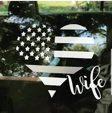 Thin Silver Line Corrections Officer Corrections Officer Decal Corrections Officer Wife Prison Guard Thin Line Flag Wife Decal Prison