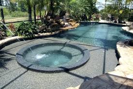 building a small swimming pool