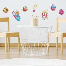 Shopkins Peel And Stick Wall Decals Roommates Decor