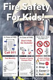 Fire Safety For Kids Plus Free Printable With Lego Theme