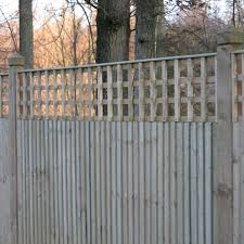 Tate Square Hole Bay Top Trellis Garden Panel Tate Fencing