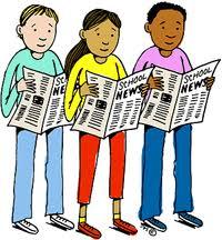 Image result for student newspaper images