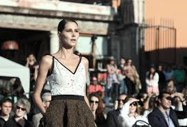 Carla Juliana Mello wearing Abel Lopez Atelier. Shot by Gabriel Kimbrell |  Fashion days, Fashion, How to wear