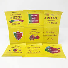 back to school sticky notes for classroom motivational education