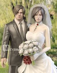 Leon Kennedy Married To Ada Wong | Resident evil, Fofura, Personagens