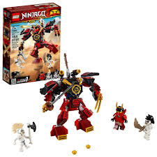 LEGO Ninjago Legacy Samurai Mech Action Toy Ninja Building Bricks ...
