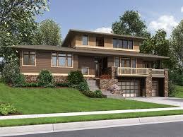 034h 0425 modern mountain house plan