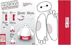 Cumpleanos Baymax Big Hero 6 Big Hero Themed Party Handbox