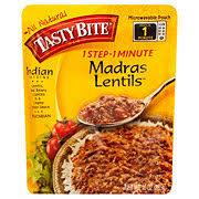 tasty bite lentils madras