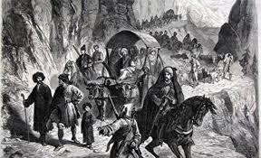 1864 kafkas sürgünü ile ilgili görsel sonucu