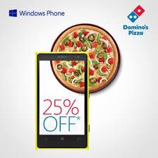 order through windows phone app